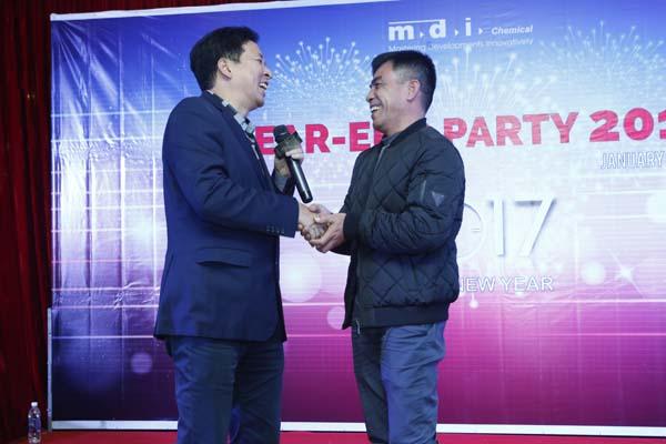 Tiệc cuối năm 2016 - Văn phòng Hà Nội