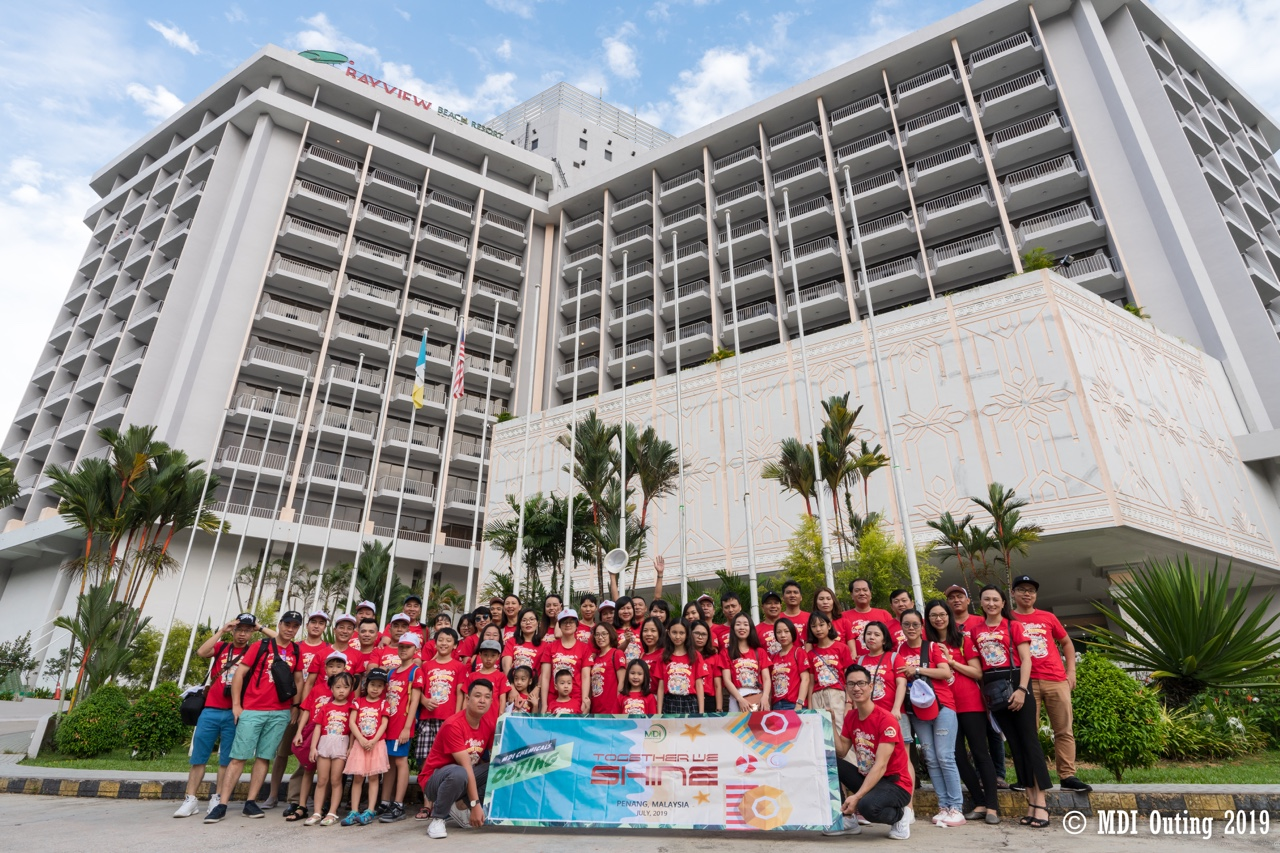 Outing 2019 - Together We Shine