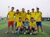 Giải bóng đá các doanh nghiệp sơn miền Bắc lần 5 - NPIC Cup 2014